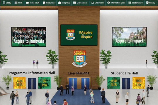 HKU Virtual Information Day Oct 31