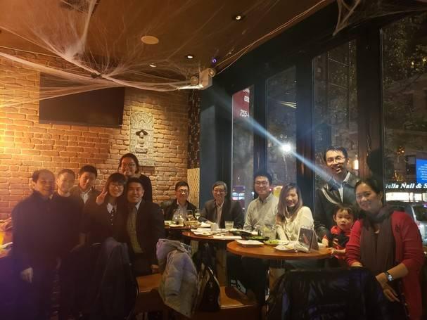 HKU Alumni Chapter in New York