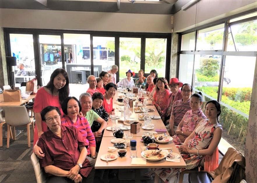 Hong Kong University Alumni Association of New Zealand | New Year Lunch