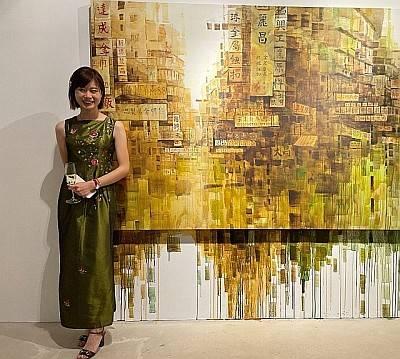 Elaine Chiu (BA 2018) Solo Exhibition