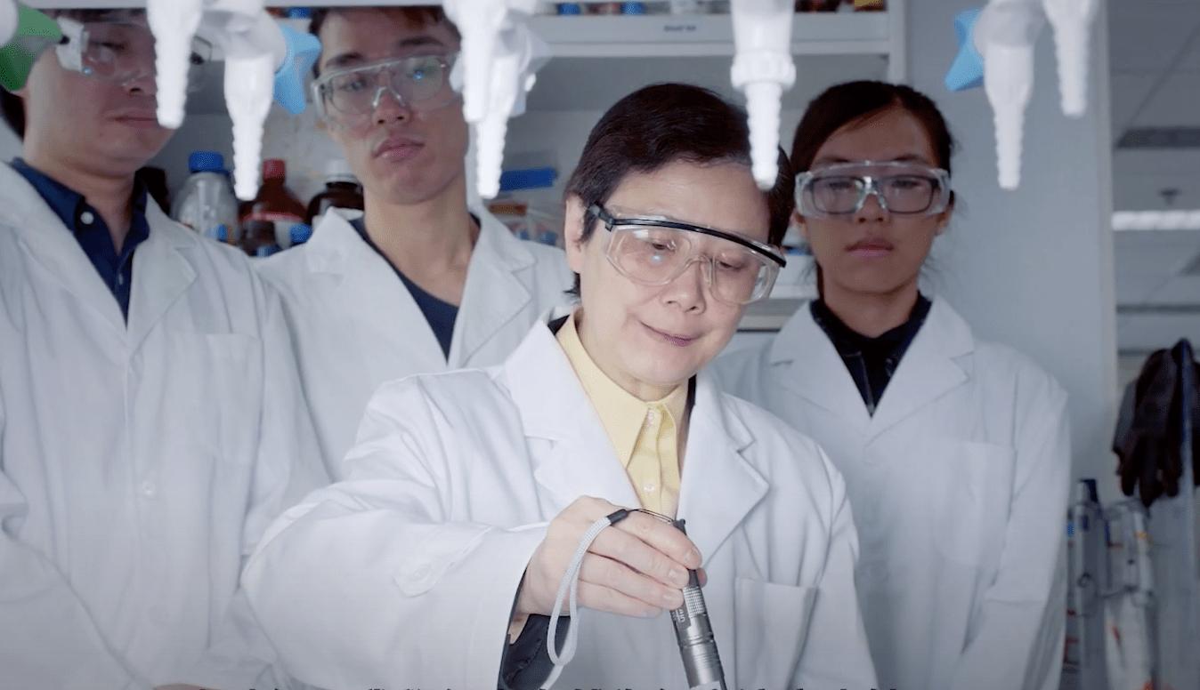 【Swire Scholar】 HK-Born Female Scientist – Professor Vivian Yam Wing-Wah