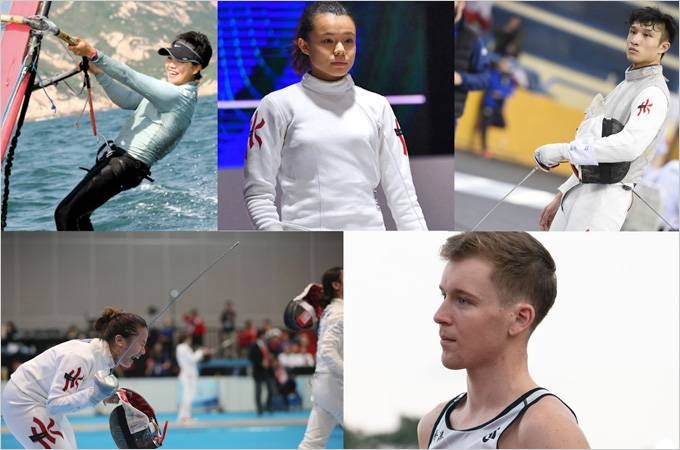eConnect: HKU Sports Scholars at Tokyo Olympics | To be a Surgeon? | What's next for digital wallets | Sweeteners in common food | 母親的反思功能 | 藥物臨床研究