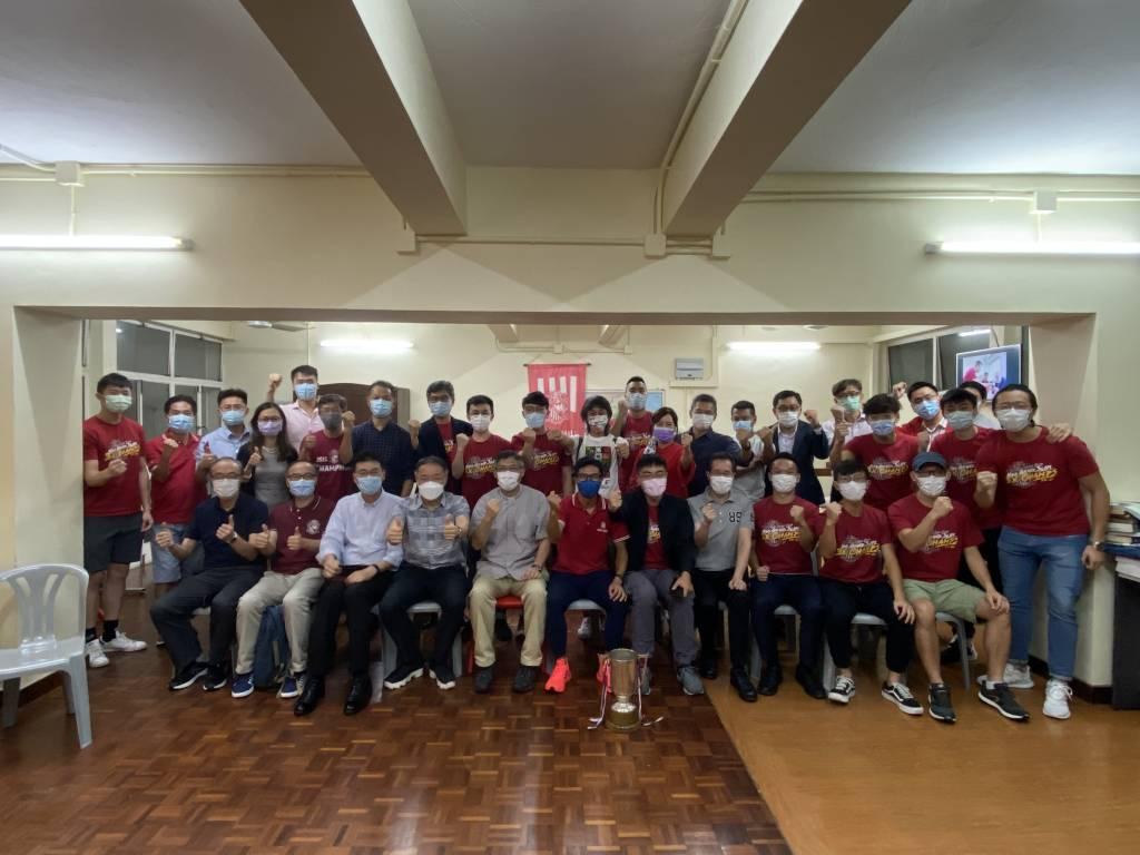 2021年度香港大學利瑪竇宿舍舊生會周年會員事務大會
