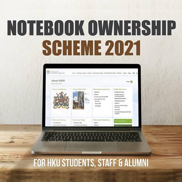 Notebook Ownership Scheme 2021