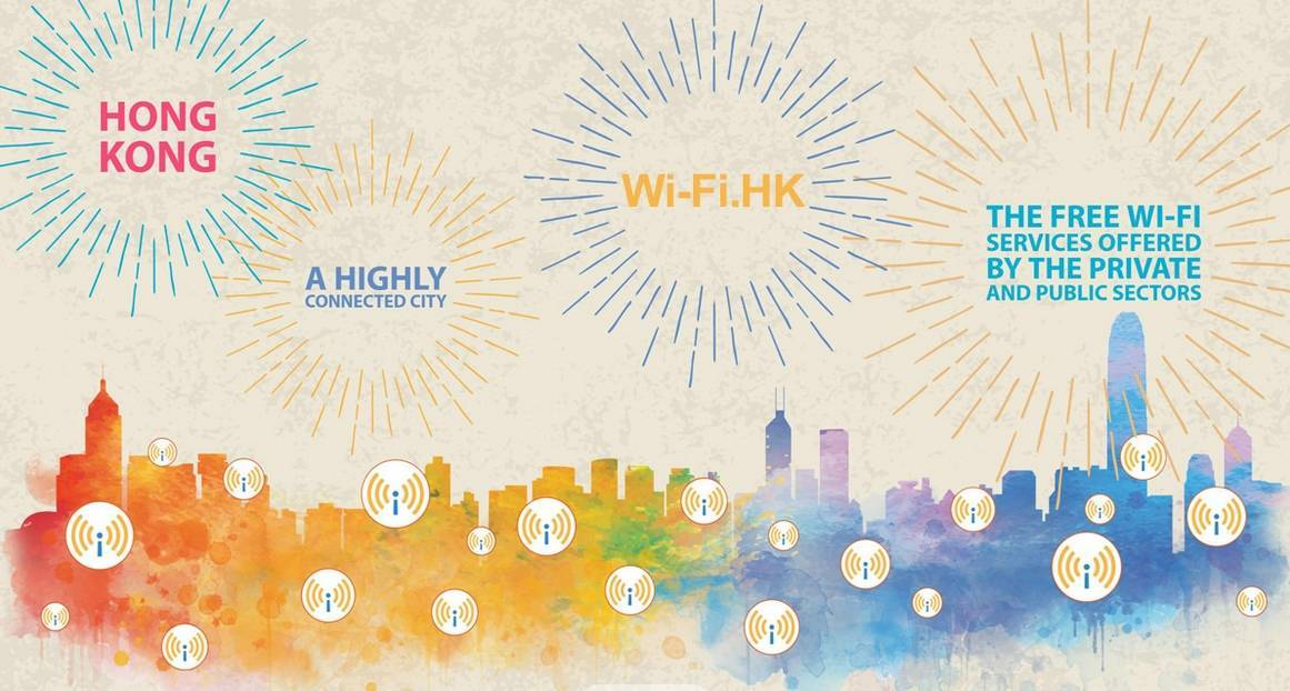 Wi-Fi.HK via HKU