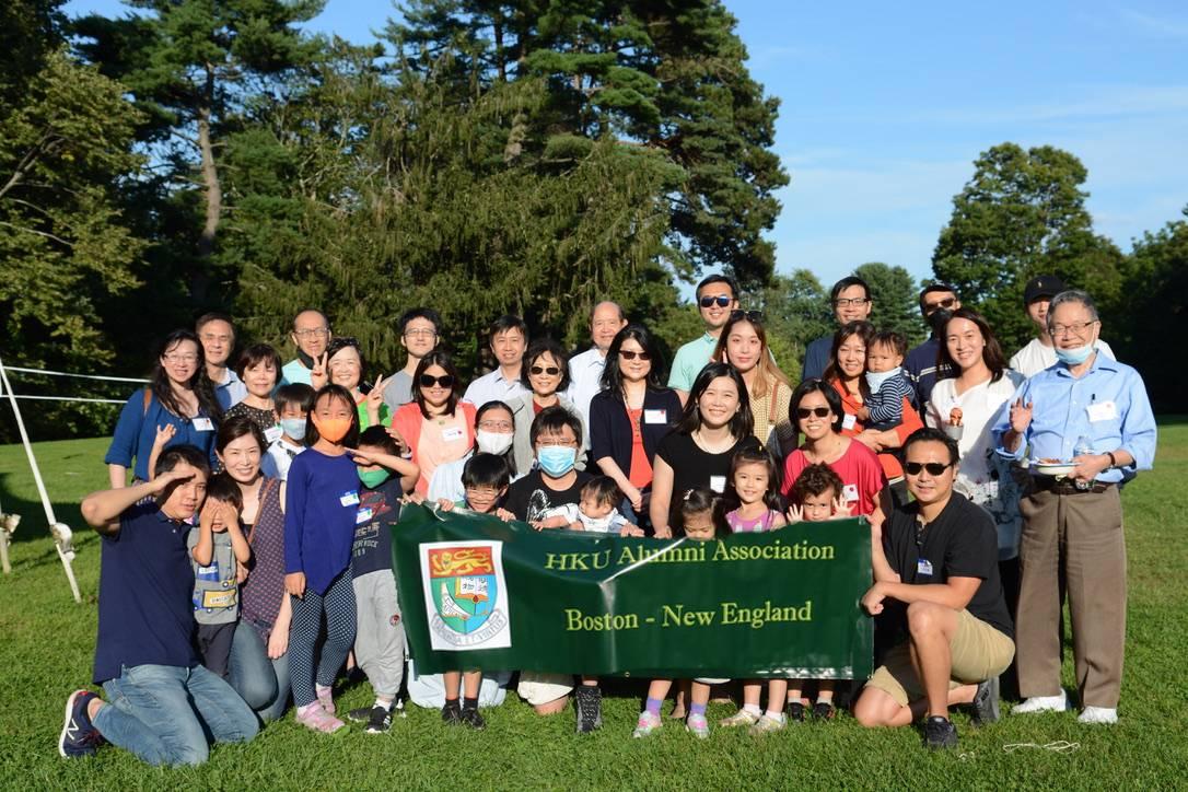 HKUAA of Boston – New England | Outdoor Gathering